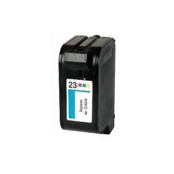 Tinteiro Compatível HP 23 Colorido (C1823A)