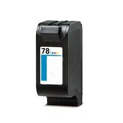 Tinteiro Compativel HP 78XL Colorido (C6578A)