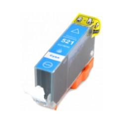 Cartouche Compatible Canon CLI521 Bleu