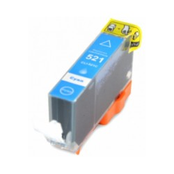 Ink Cartridge Compatible Blue Canon CLI521
