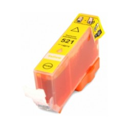 Ink Cartridge Compatible Canon CLI521 Yellow