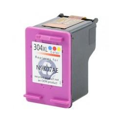 Cartouche Compatible HP 304XL Couleur (N9K07AE)