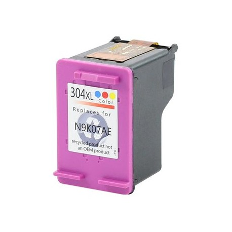 Ink Cartridge Compatible HP 304XL Color  (N9K07AE)