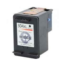 Ink Cartridge Compatible Black HP 304XL (N9K08AE)