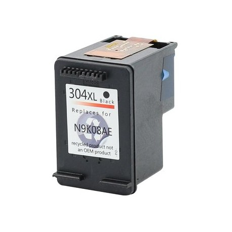 Ink Cartridge Compatible Black HP 901XL (CC654AE)