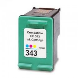 Ink Cartridge Compatible HP 343 Color (C8766E)