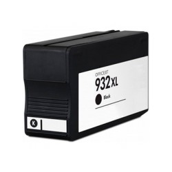 Ink Cartridge Compatible HP 932XL Black (CN053AE)