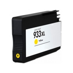 Ink Cartridge Compatible HP 933XL Yellow (CN056AE)