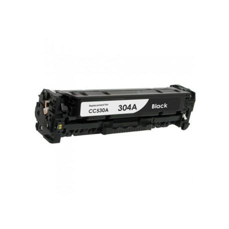 Toner Cartridge Compatible HP 125A Black (CB540A)