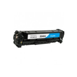 Toner Cartridge Compatible HP 304A Black (CC530A)