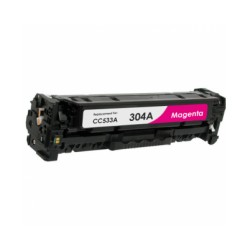 Toner Cartridge Compatible HP 304A Magenta (CC533A)