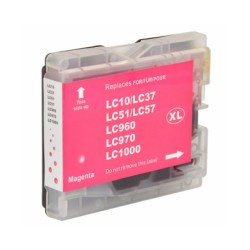 Ink Cartridge Compatible Brother LC1000/LC970 XXL Black