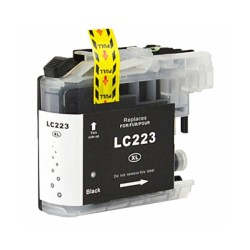 Ink Cartridge Compatible Brother LC223XL Black