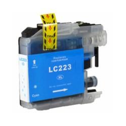 Cartouche Compatible Brother LC223XL Bleu