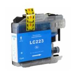 Ink Cartridge Compatible Brother LC223XL Blue