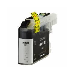 Ink Cartridge Compatible Brother LC123 XL Black