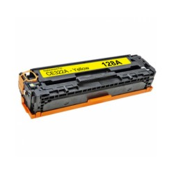 Toner Cartridge Compatible HP 128A Yellow (CE322A)