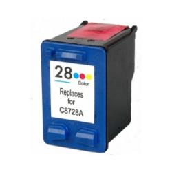 Cartouche D encre Compatible HP 28XL Couleur (C8728A)
