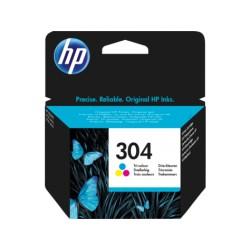 Cartouche HP 304 Couleur (N9K05AE)