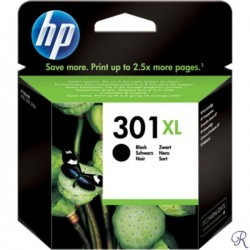 Cartouche HP 301XL Noire (CH563EE)