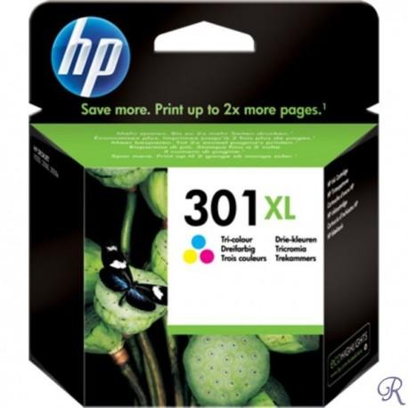 Ink Cartridge HP 301XL Color (CH564EE)