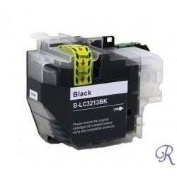 Ink Cartridge Compatible Brother LC3213XL Black