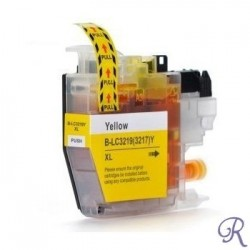 Ink Cartridge Compatible Brother LC223XL Yellow