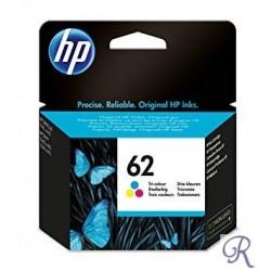 Cartouche HP 62 Couleur (C2P06AE)