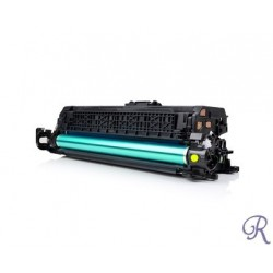 Toner Cartridge Compatible HP 646A Yellow (CF032A)