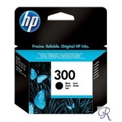 HP 300 cartouche d'encre noir authentique