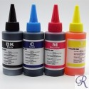 HP Yellow Compatible Ink
