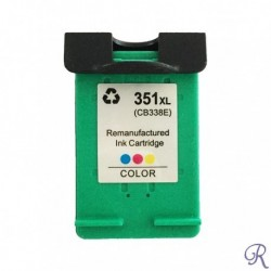 Ink Cartridge Compatible HP 351XL (CB338EE)