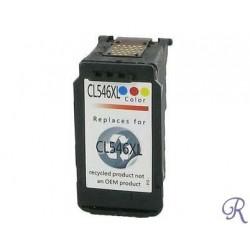Cartouche D encre Compatible Canon CL546XL Couleur