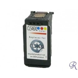 Ink Cartridge Compatible Canon CL546 XL Color