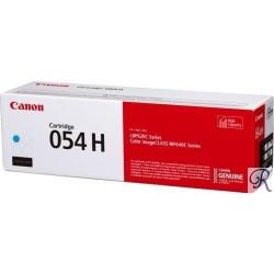 Toner Cartridge Canon 054H Blue (3027C002AA)