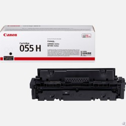 Toner Cartridge Compatible Canon 055H Black (3019C002)