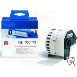Label Roll Compatible Brother DK