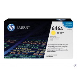 Toner Cartridge HP 646A Yellow (CF032A)