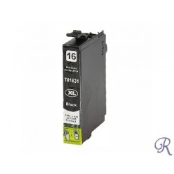 Ink Cartridge Compatible Epson 16XL Black (T1631)