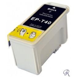 Tinteiro Compatível Epson T040 Preto