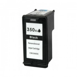 Ink Cartridge Compatible Black HP 21XL (C9351C)