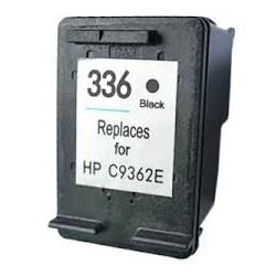 Ink Cartridge Compatible Black HP 336 (C9362E)