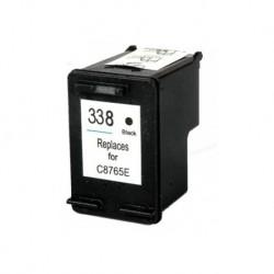 Ink Cartridge Compatible Black HP 338 (C8765E)