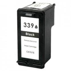 Ink Cartridge Compatible Black HP 339 (C8767E)