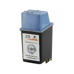 Ink Cartridge Compatible Black HP 29 (51629A)