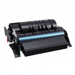Toner Cartridge Compatible Black LEXMARK X654X11E